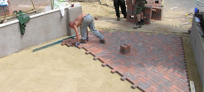 Block Paving Manchester